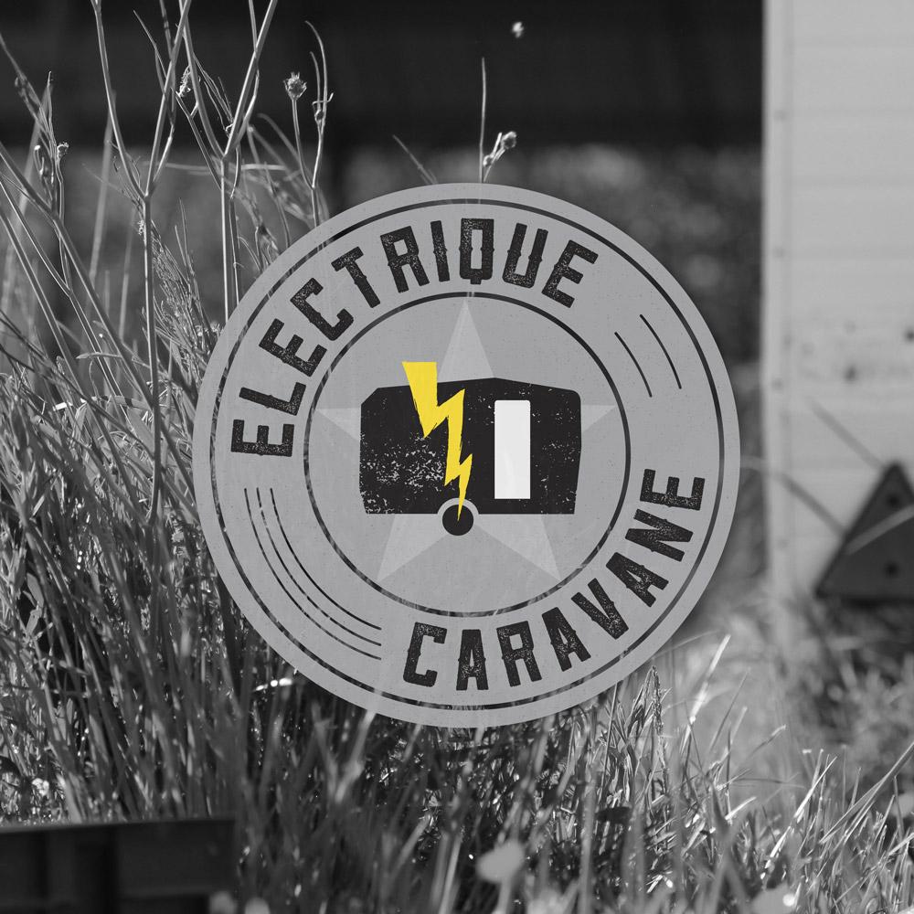 2016 - Logo Electrique Caravane