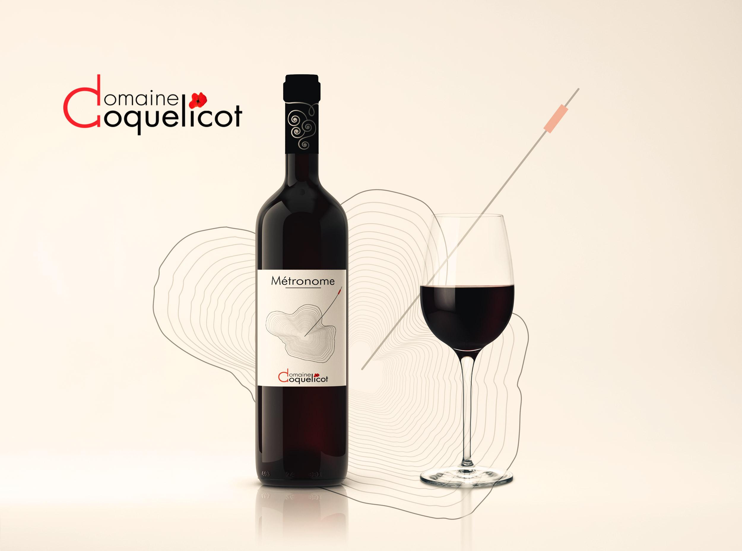 2017 - Domaine coquelicot