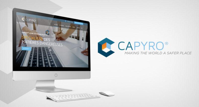 Capyro, valorasation de son image de marque sérieuse et internationale