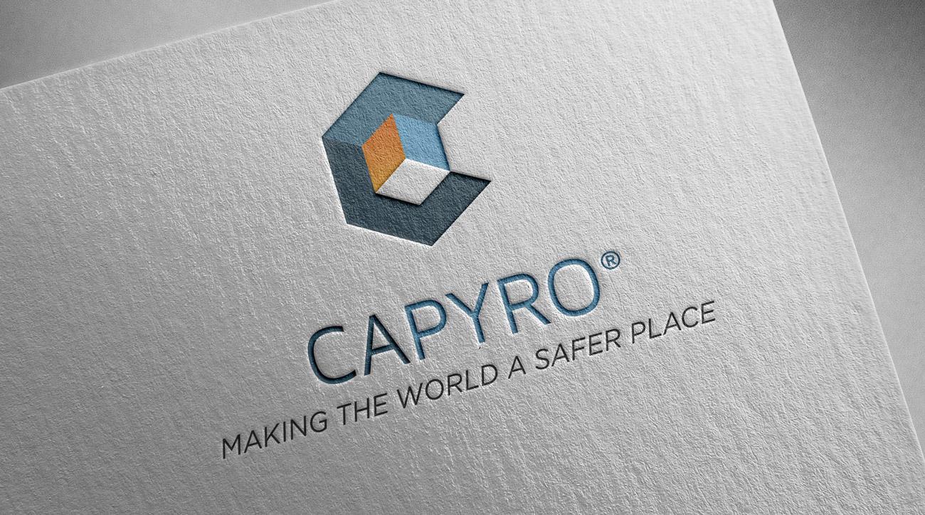 2018 - logo marque Capyro